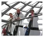 Unter Bundestagskuppel