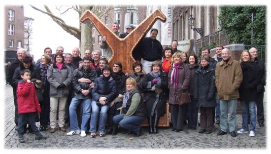 Les Anciens Jeunes à la Altstadt