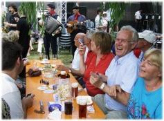 Musique et bonne humeur à la Mairie de Meerbusch