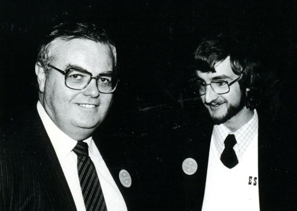 Anniversaire Fouesnant-Meerbusch mai 1981